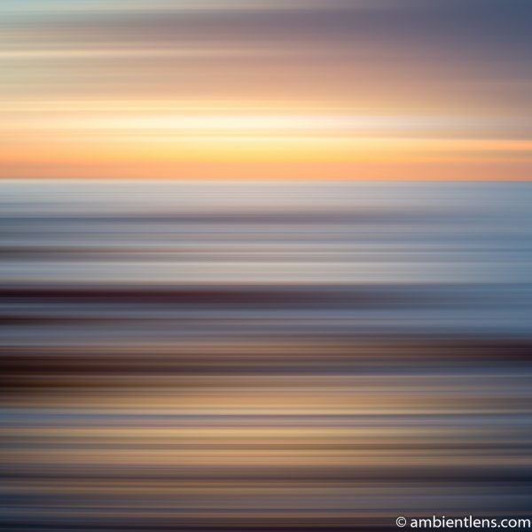 Acadia Beach Sunset (ABS SQ)