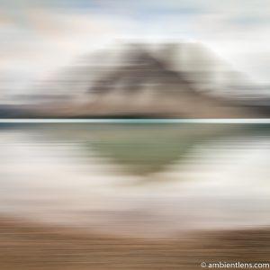 Bow Lake, Jasper, Alberta 3 (ABS SQ)