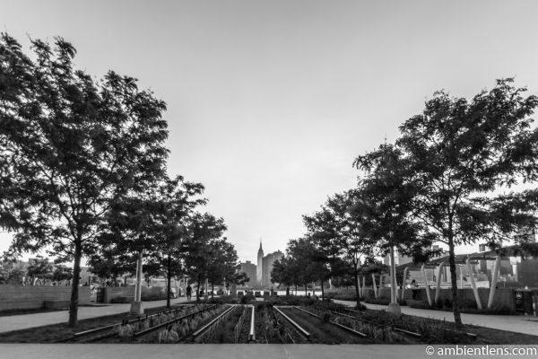 Long Island City, New York (BW)