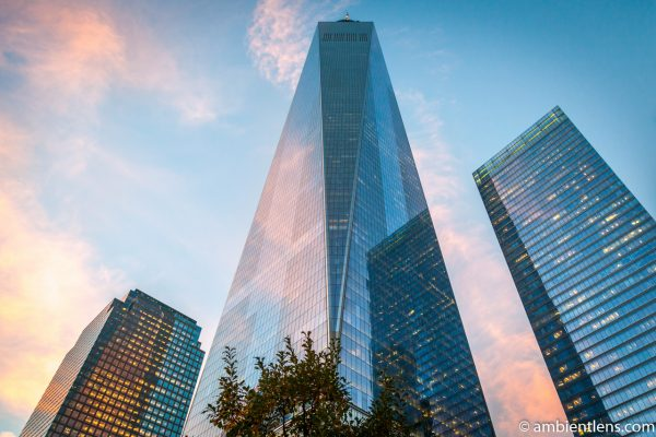 New York's Freedom Tower at Sunset 3