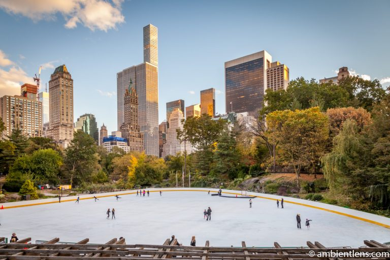 Central Park's Wollman Rink
