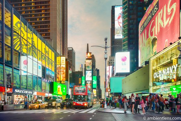 Times Square, New York 1