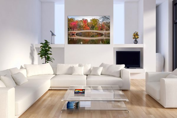 Sample Photo in the Living Room