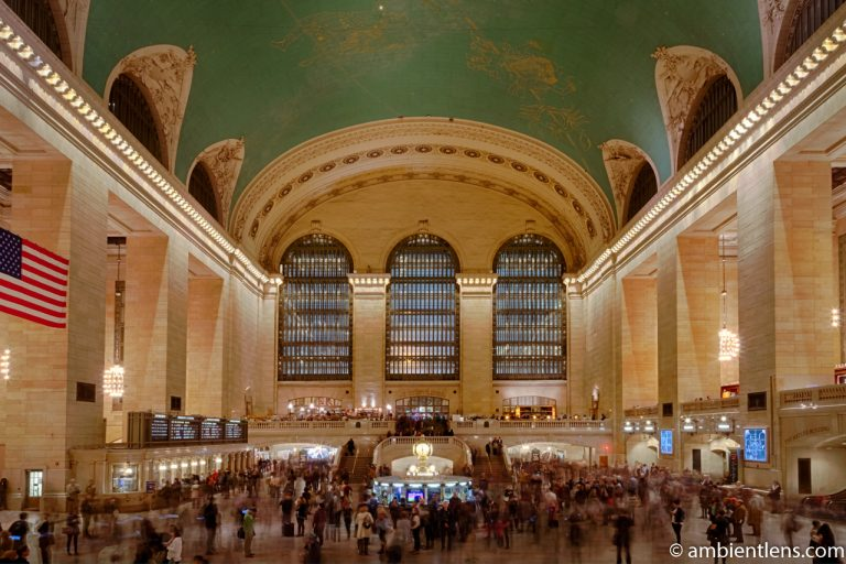 New York's Grand Central Station