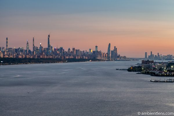 The Hudson River and New York City 1
