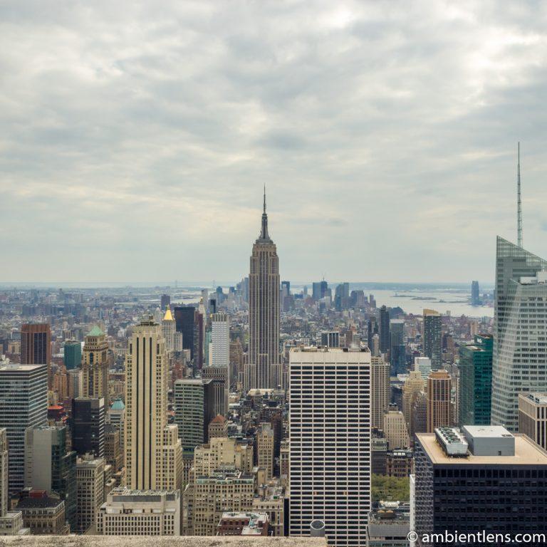 New York City Buildings 1 (SQ)