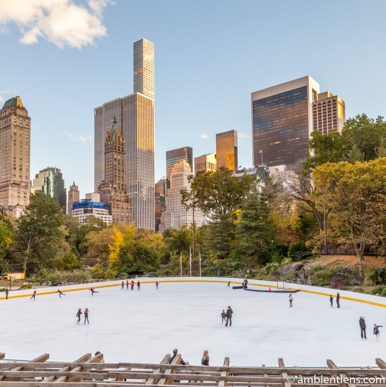 Central Park's Wollman Rink (SQ)