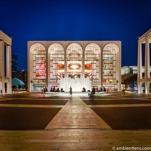 Lincoln Center at Night (SQ)