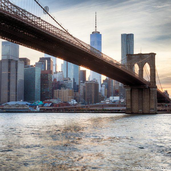 Sunset in Lower Manhattan, New York 5 (SQ)