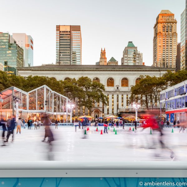 Bryant Park Skating Rink, New York (SQ)