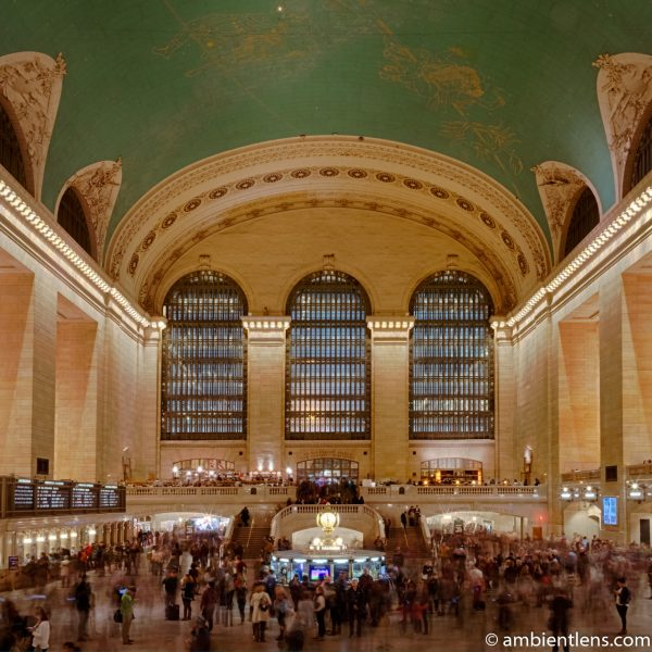 New York's Grand Central Station (SQ)