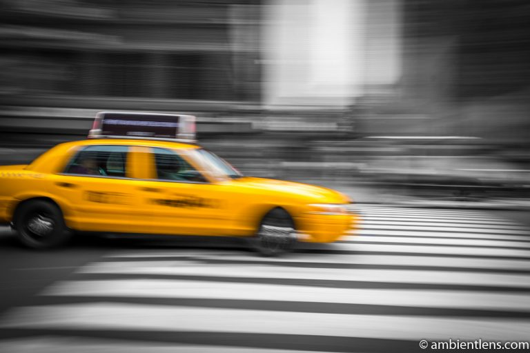 Yellow Cabs in New York 6