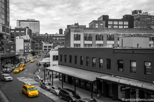 Yellow Cabs in Chelsea, New York 5