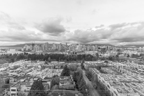 City of Vancouver, BC, Canada (BW)