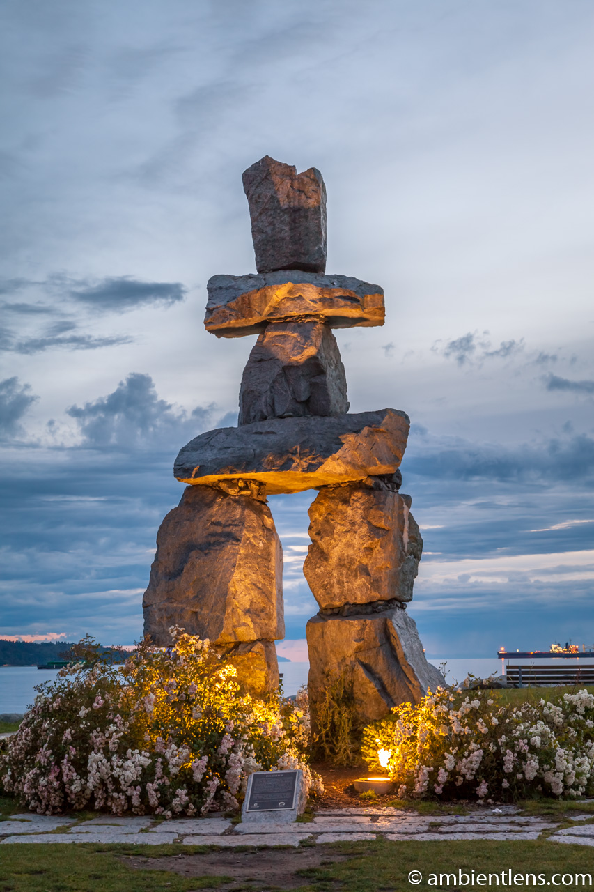 English Bay Inukshuk 5