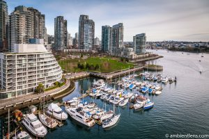 Boats in Vancouver 3