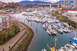 Boats in Vancouver 4