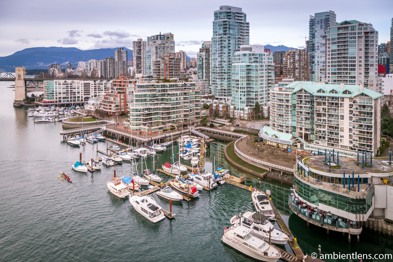 Boats in Vancouver 5