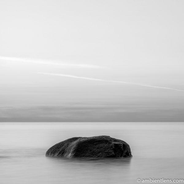Acadia Beach, Vancouver, BC 7 (BW SQ)