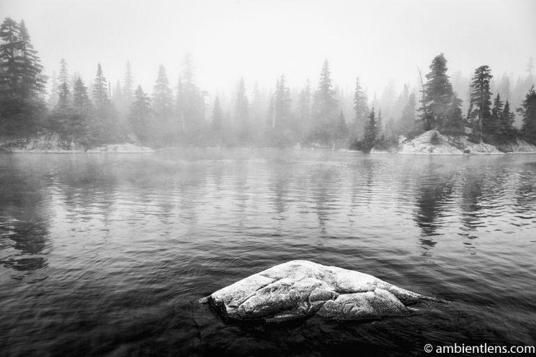 Yew Lake (BW)