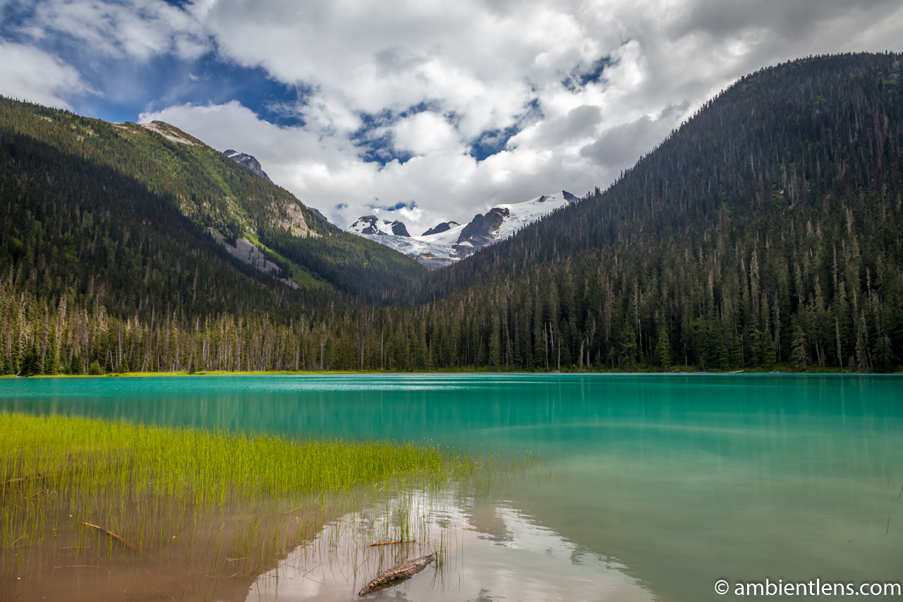 Joffre Lakes - Lower Lake 1