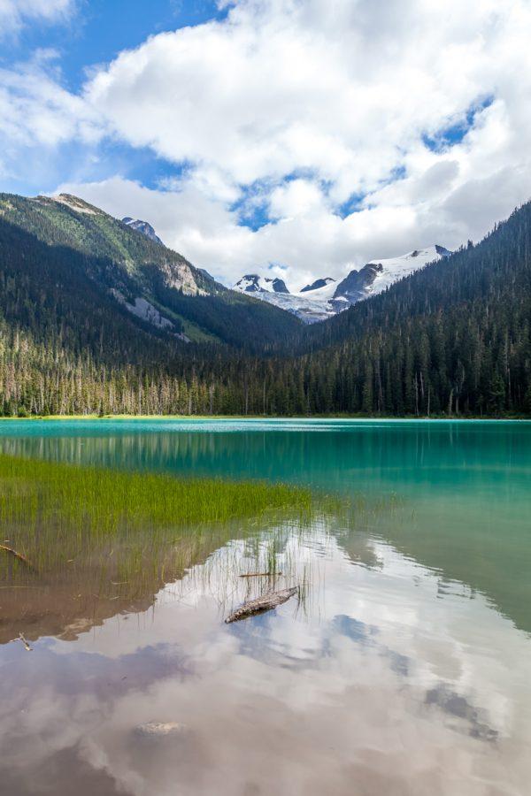 Joffre Lakes - Lower Lake 2