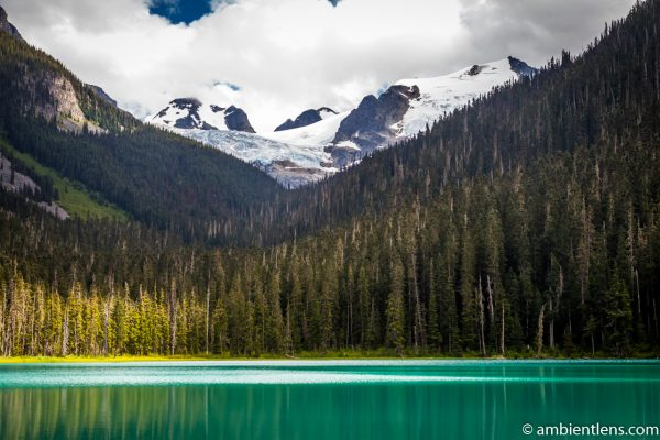 Joffre Lakes - Lower Lake 3