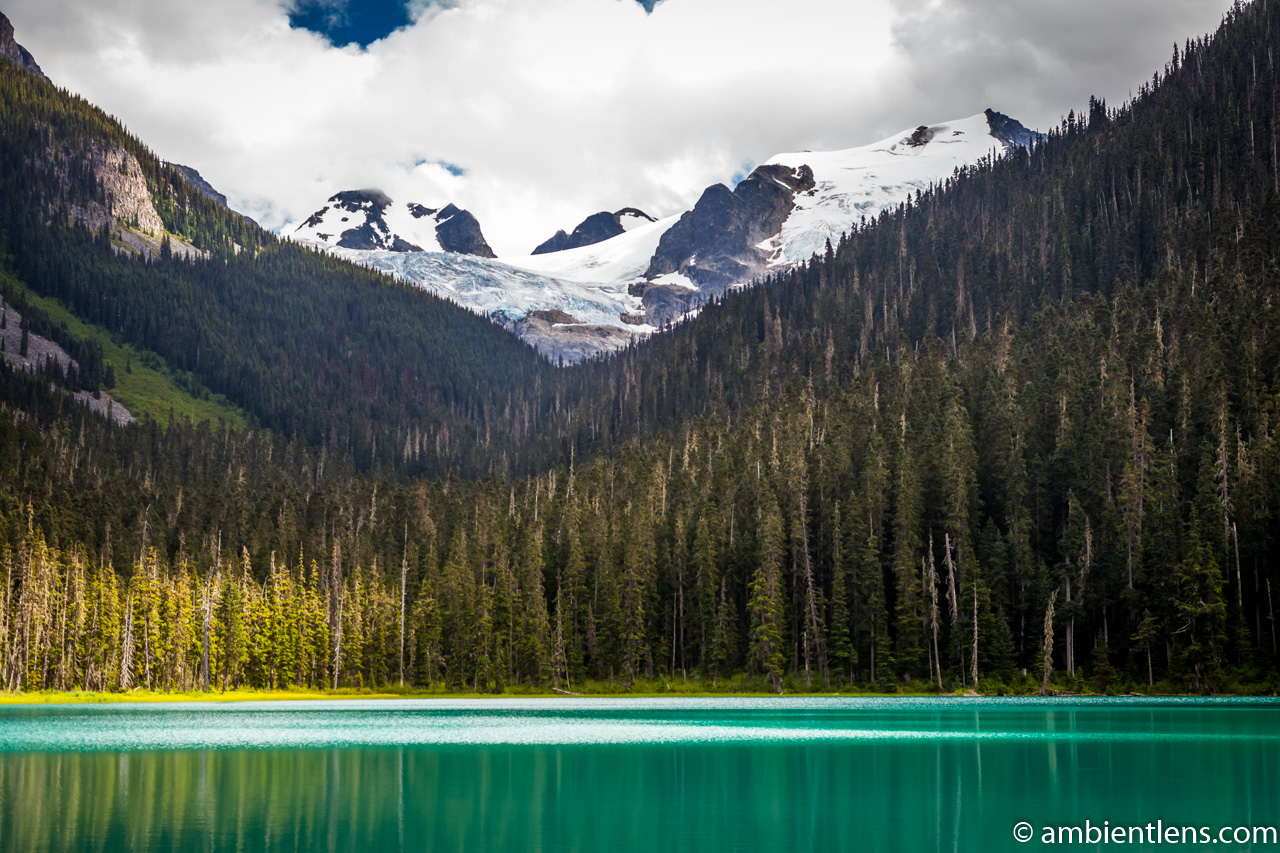 Joffre Lakes - Lower Lake 3