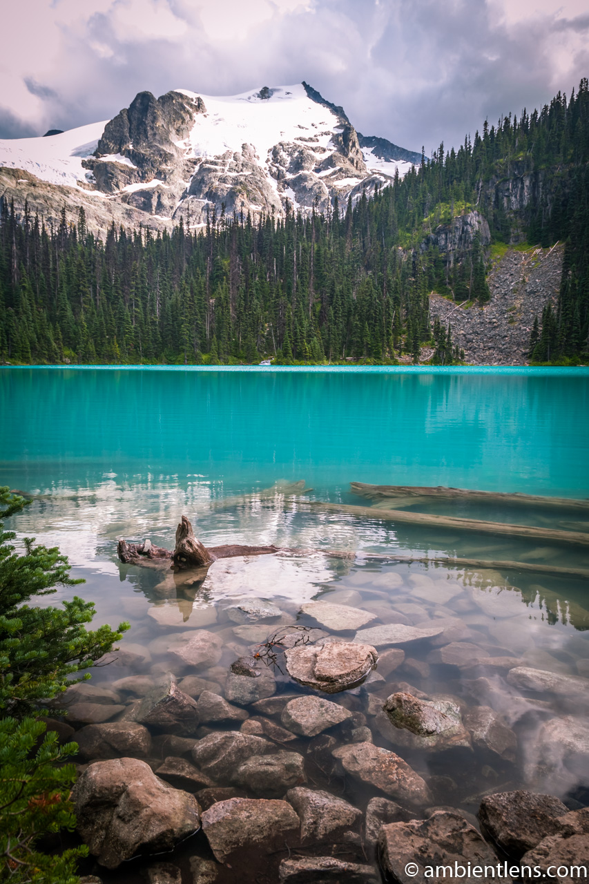 Joffre Lakes - Upper Lake 1