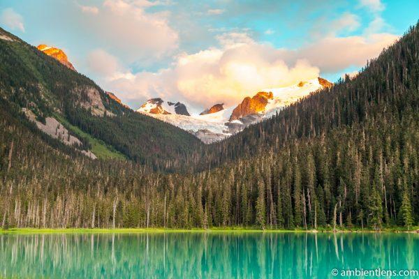 Joffre Lakes - Lower Lake 5