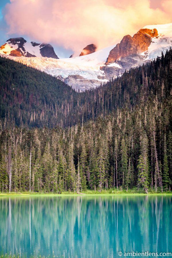 Joffre Lakes - Lower Lake 7