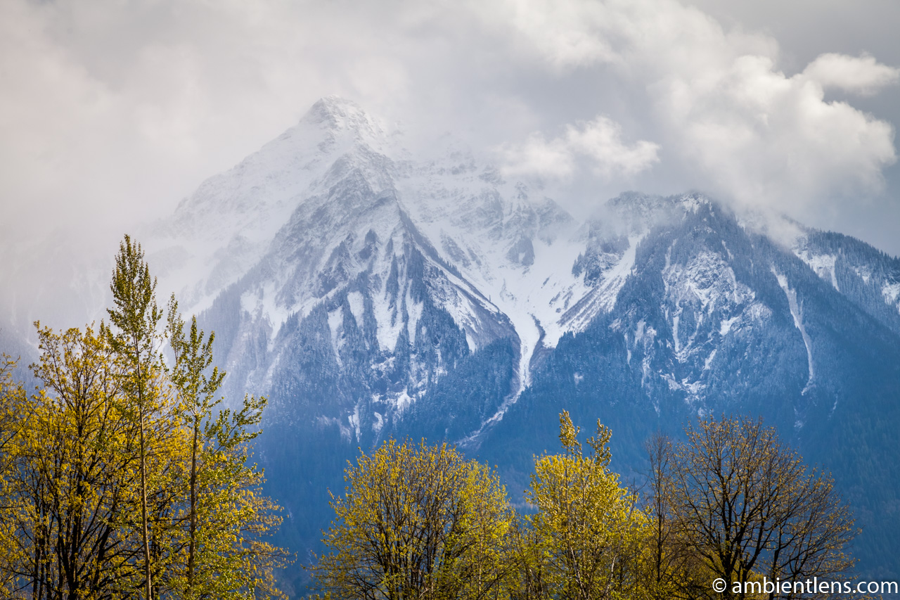 Mount Cheam, Chilliwack, BC