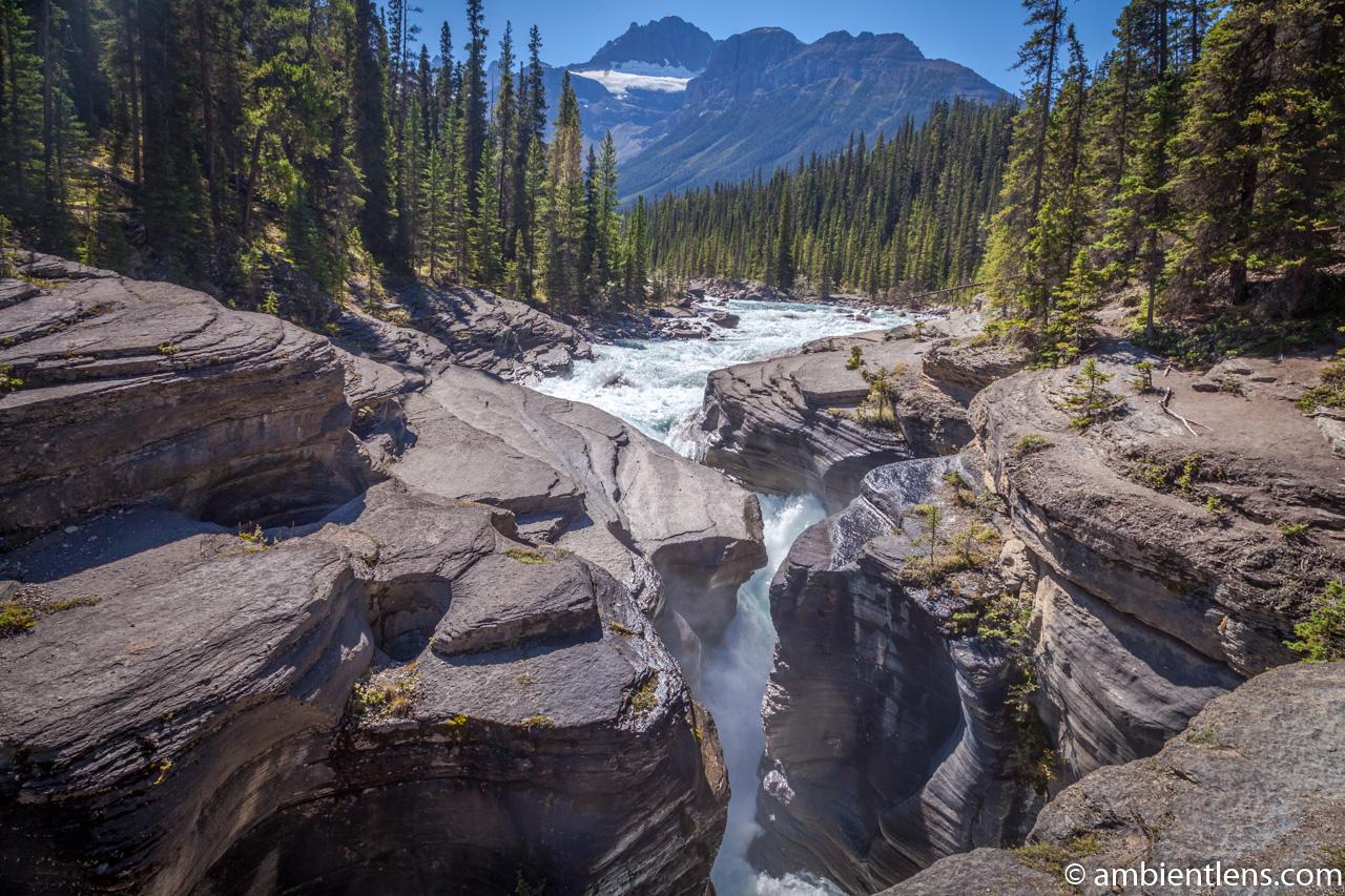 Mistaya Canyon, Banff, Alberta