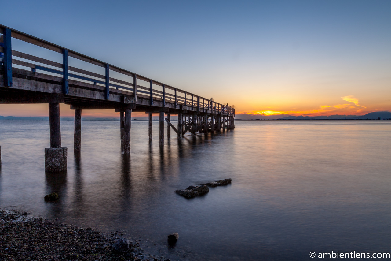 The Pier at Crescent Beach, White Rock, BC, Canada 1
