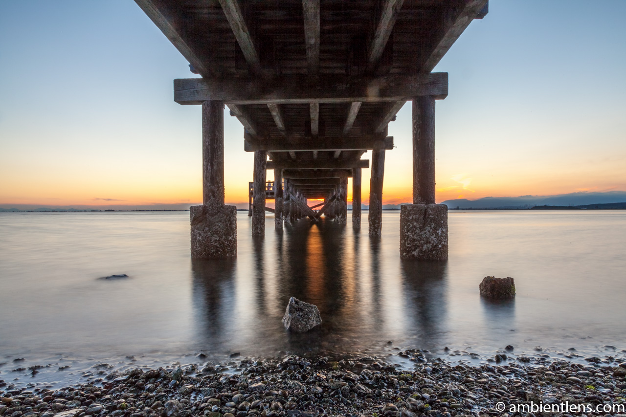 The Pier at Crescent Beach, White Rock, BC, Canada 2
