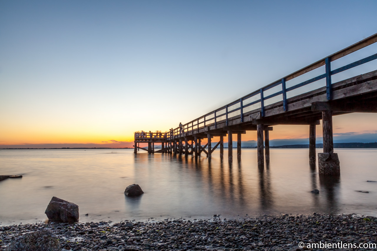 The Pier at Crescent Beach, White Rock, BC, Canada 3