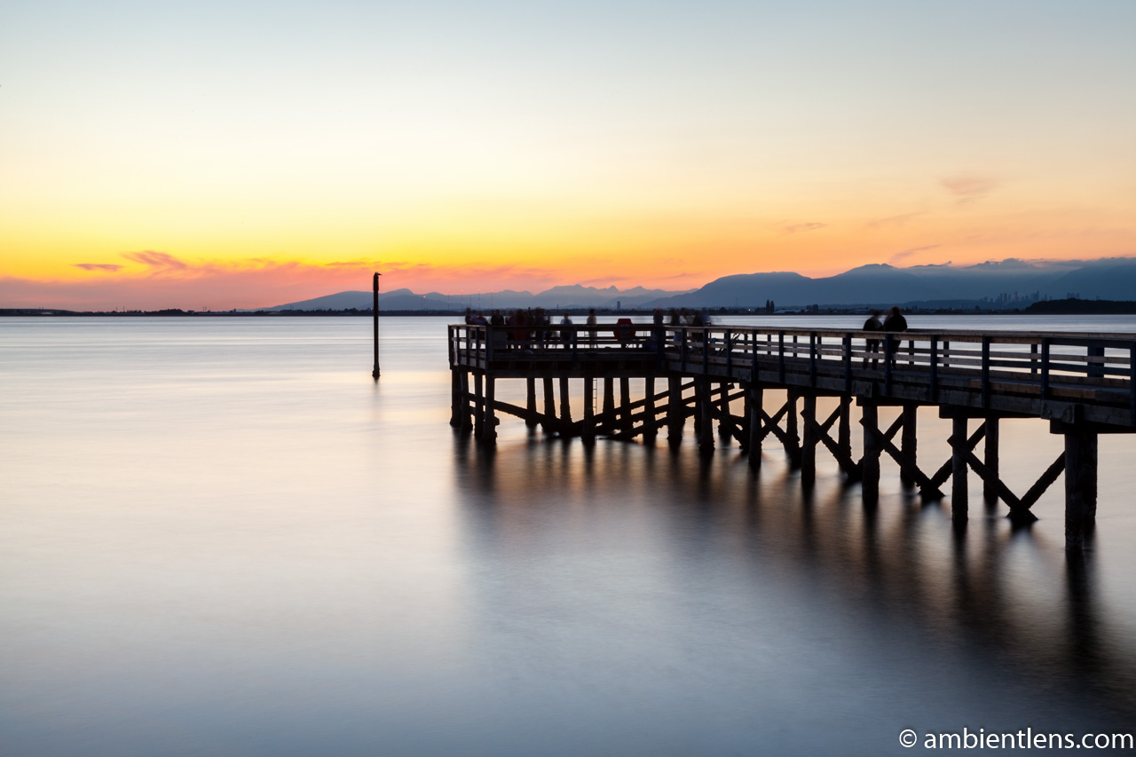 The Pier at Crescent Beach, White Rock, BC, Canada 4