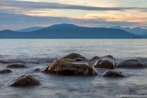 Big Rocks at Acadia Beach, Vancouver, BC 1