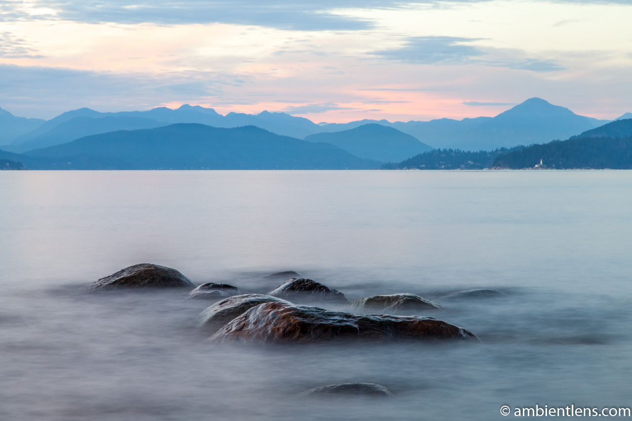 Big Rocks at Acadia Beach, Vancouver, BC 3