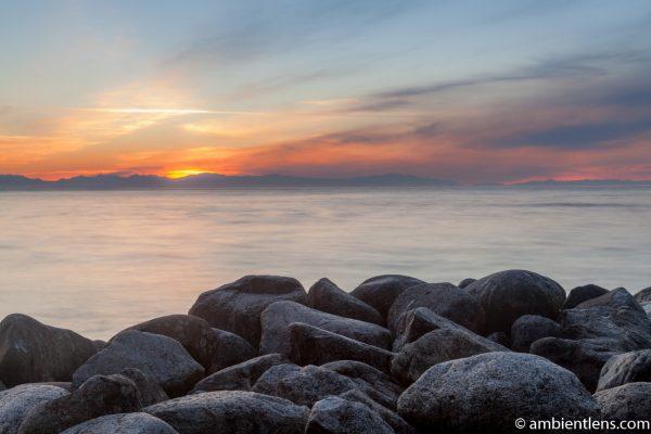 Big Rocks at Acadia Beach, Vancouver, BC 6