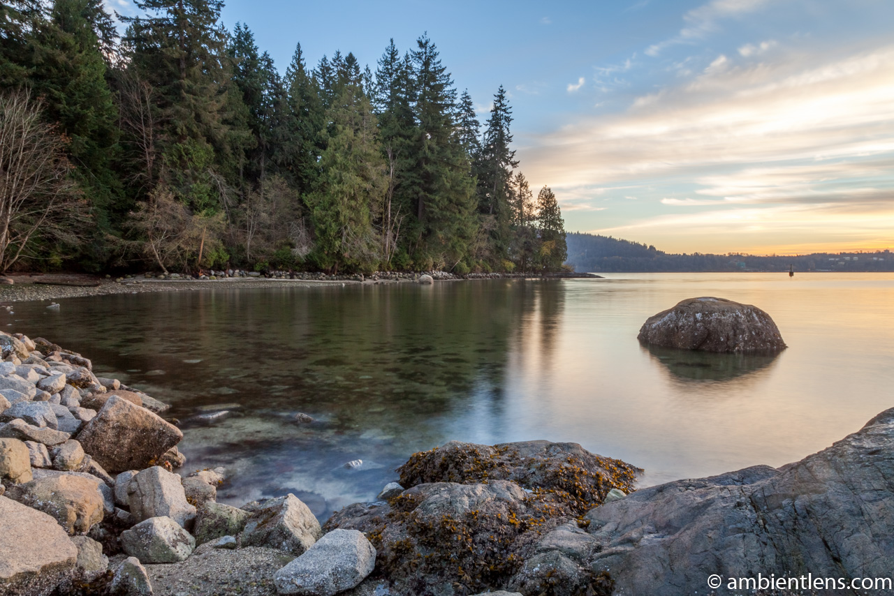 The Beach at Belcarra Regional Park, Anmore, BC 6