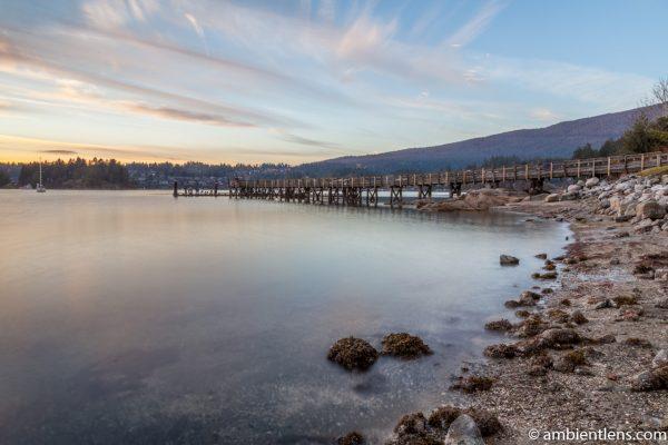 The Dock at Belcarra Regional Park, Anmore, BC 5