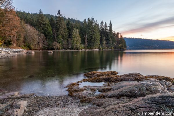 The Beach at Belcarra Regional Park, Anmore, BC 1