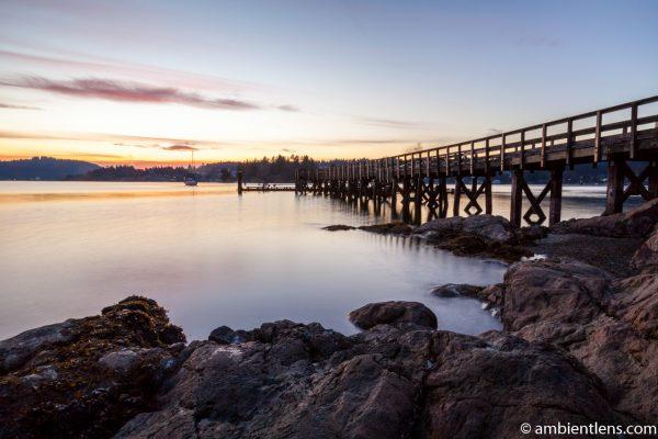 The Dock at Belcarra Regional Park, Anmore, BC 2
