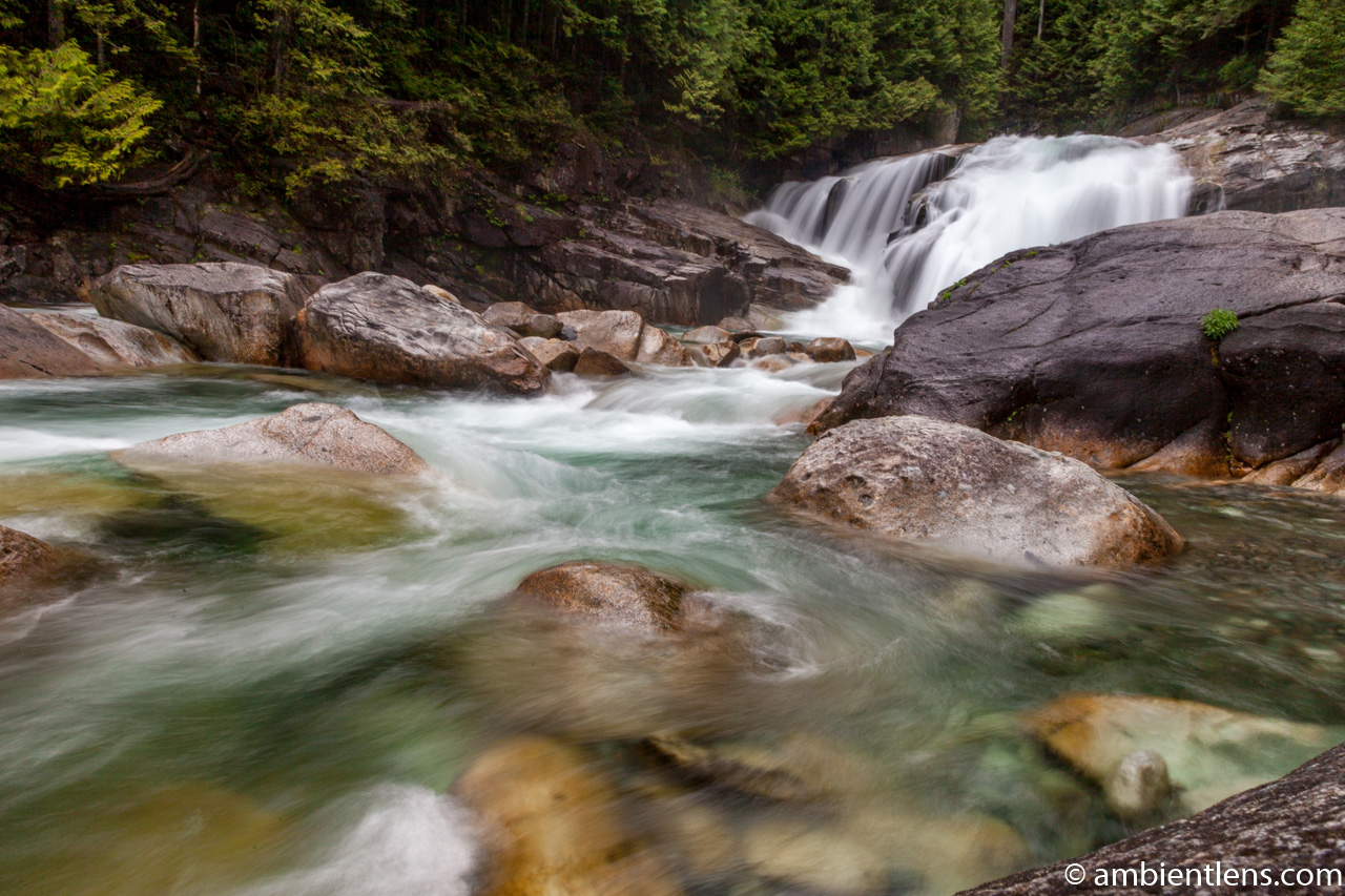Gold Creek Falls, Maple Ridge, BC 2