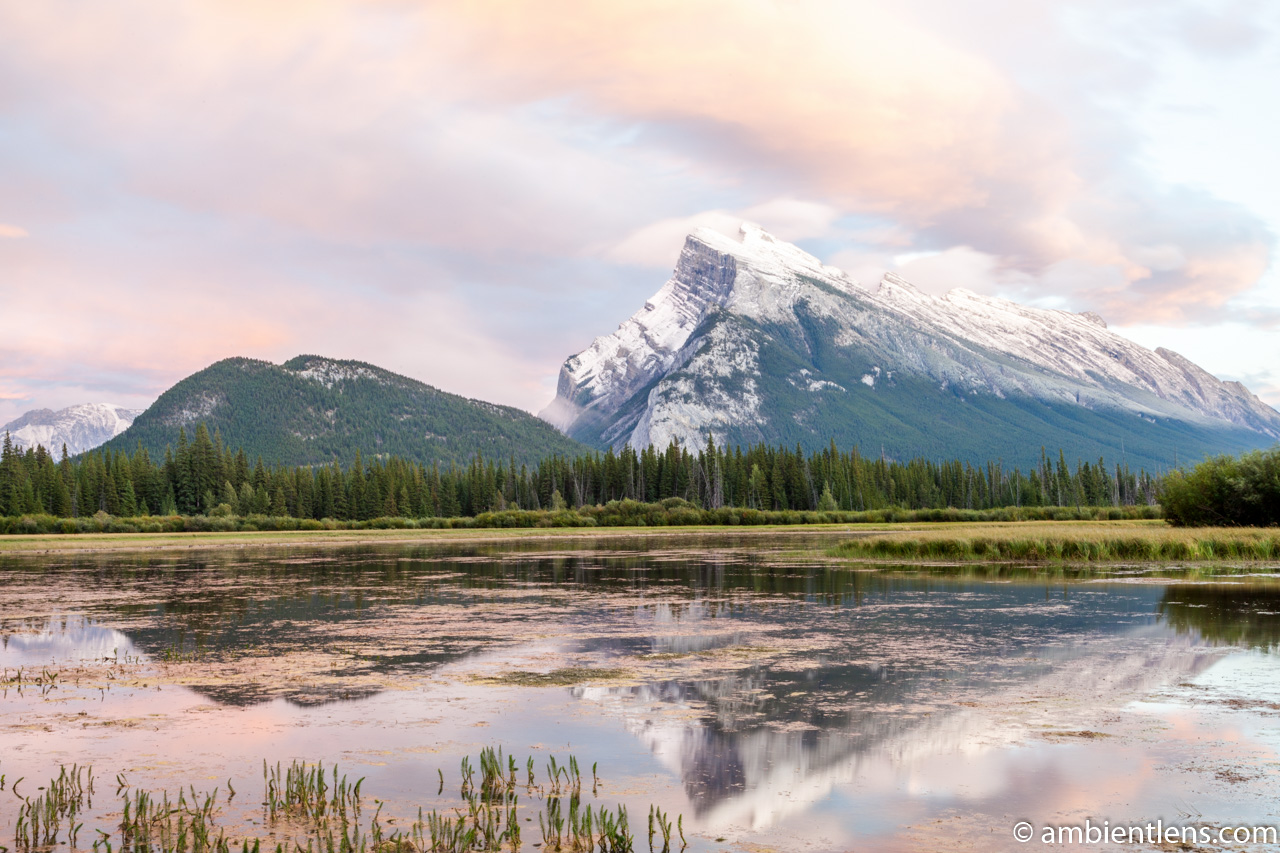 Mount Rundle, Banff, Alberta 2