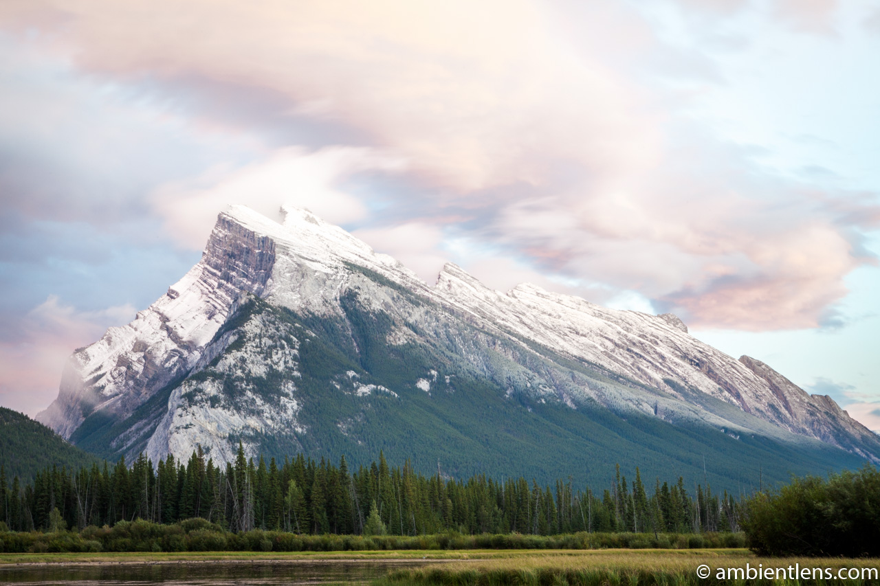 Mount Rundle, Banff, Alberta 3