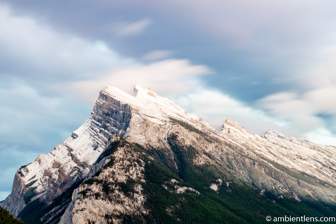 Mount Rundle, Banff, Alberta 5