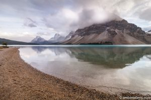 Bow Lake, Jasper, Alberta 1