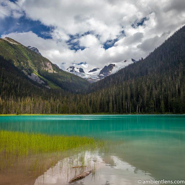 Joffre Lakes - Lower Lake 1 (SQ)